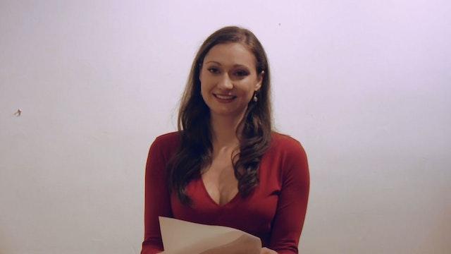Monica Szaflik (Renee) - Original Auditions