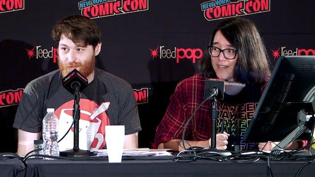 Drawga LIVE! @ New York Comic Con
