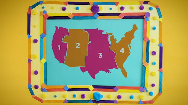 Bicoastal Time Zone Lesson