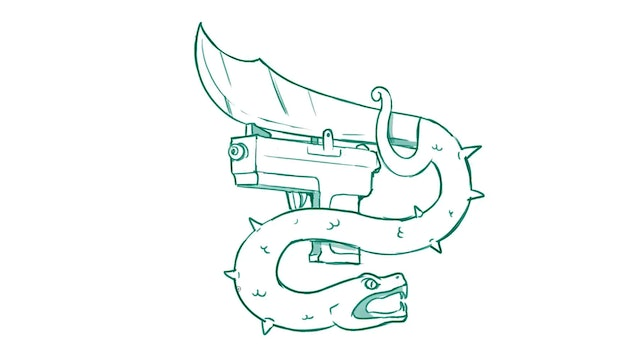 Draw Class - How to Draw Weapons