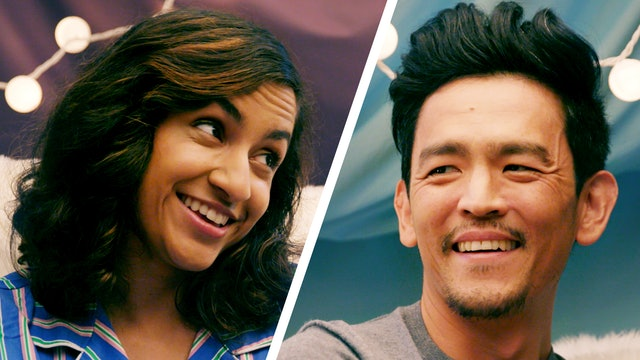 Celebrity Slumber Party with John Cho
