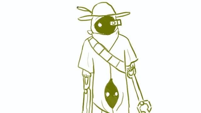 Morning Drawfee - Bad Star Wars Bounty Hunters