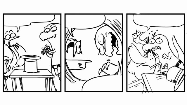 Another Improvised Comic
