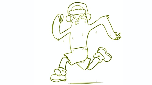 Morning Drawfee - Athletic Sloths