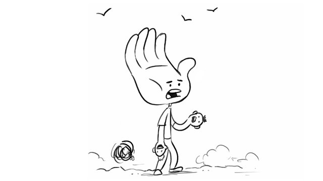 Drawfee Break - Cartoon Caption Contest