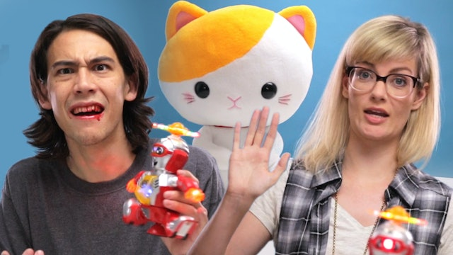Americans Eat Japanese Toys for the First Time
