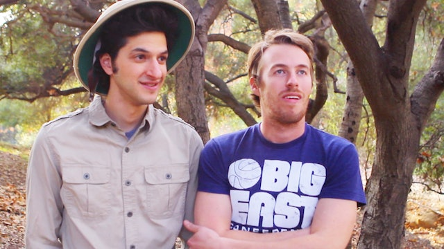 Mountain Hiker Pt. 2 (with Ben Schwartz)