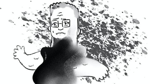 Random Photoshop Tool Drawing Challenge 2