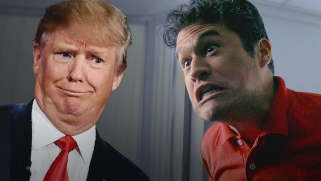 Donald Trump Will Never Be President... or Will He?