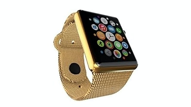 Why the Gold Apple Watch Costs $10,000