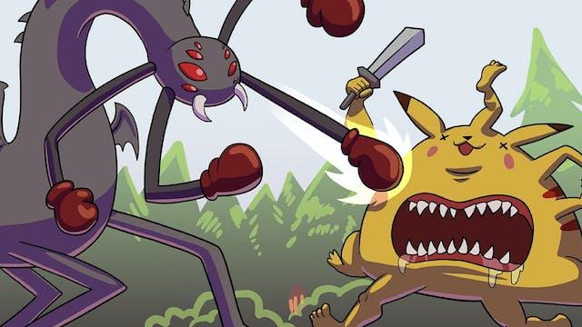 Monster Duels