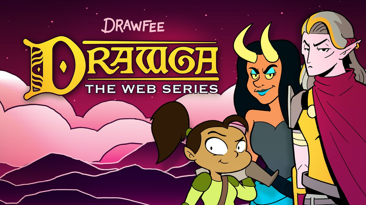 Drawga: The Web Series