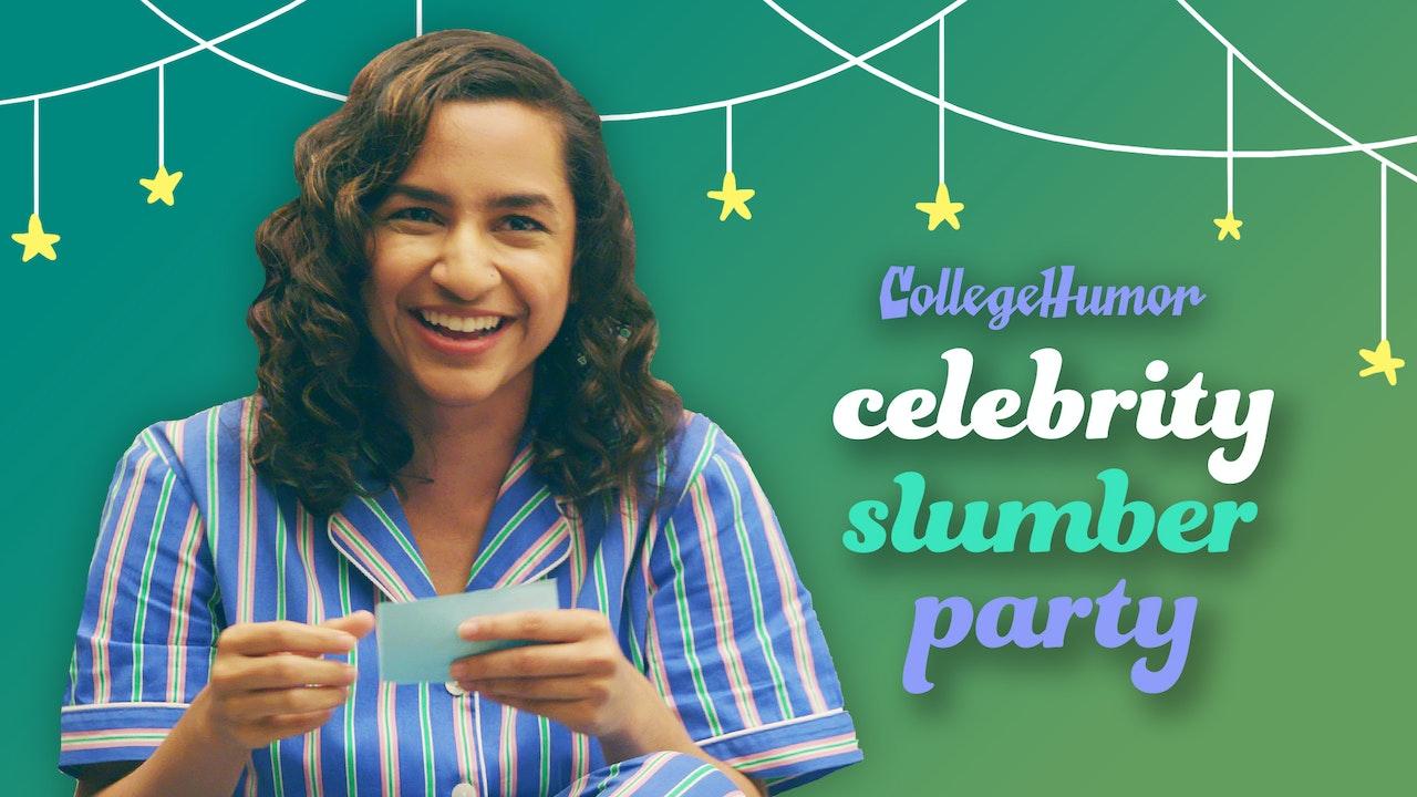 Celebrity Slumber Party