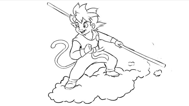 Artists Draw Goku in Different Styles