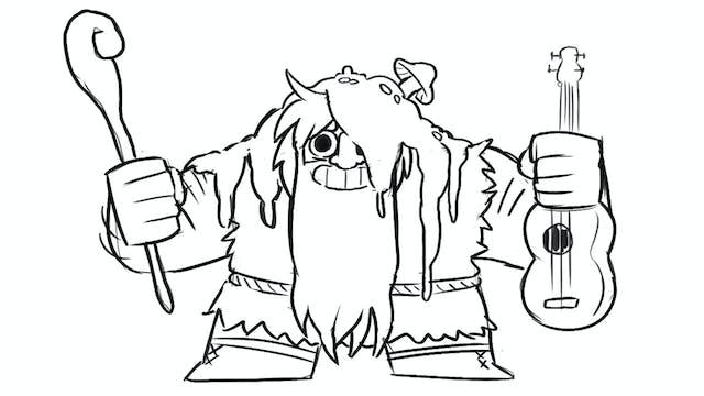 Drawing More Randomly Generated D&D C...