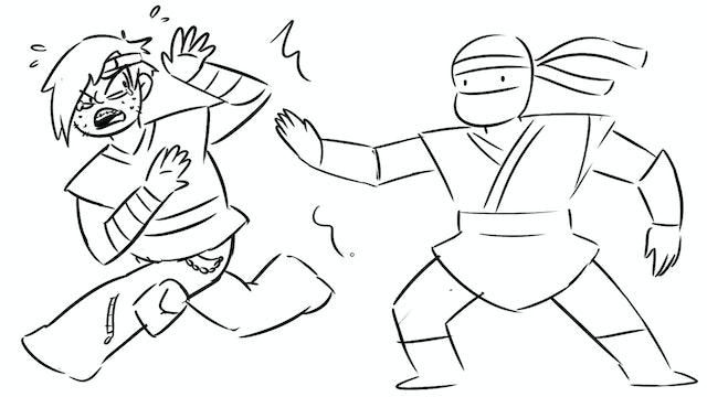 Artists Draw New Mortal Kombat Fatalities