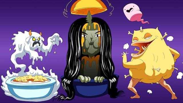 Haunted Cereal (with Rekha Shankar)