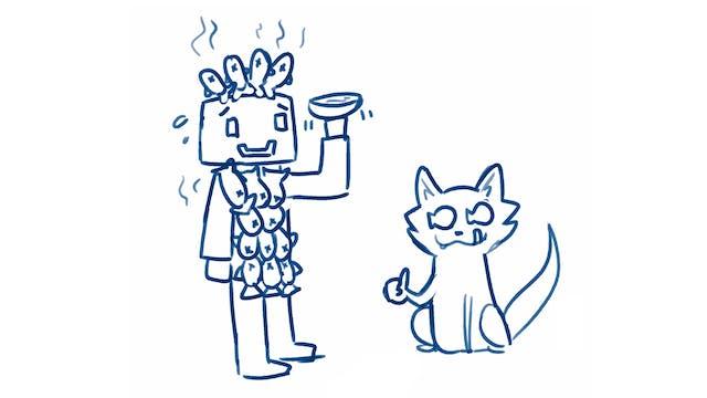 Drawblem Solvers - My Cat Hates Me