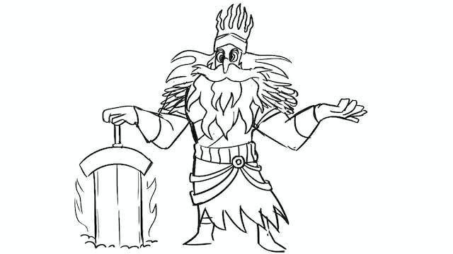 Artists Draw Dark Souls Bosses as Dis...