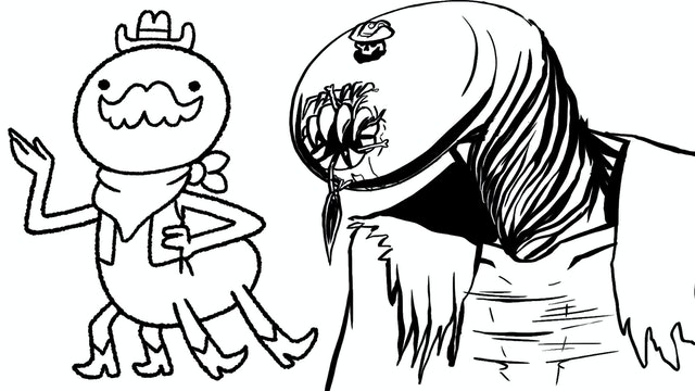 Artists Turn Cute Drawings Into Nightmares