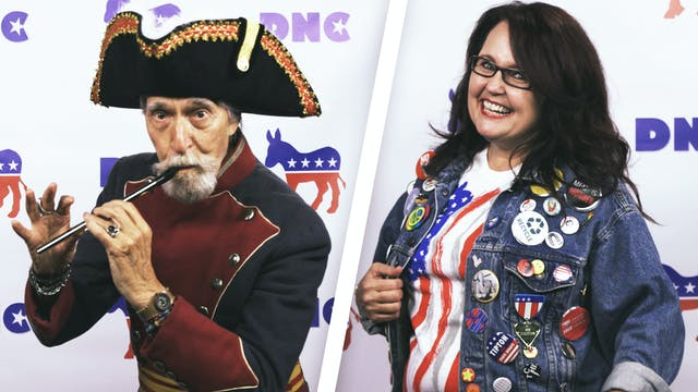 The Insane Fashion of Political Conve...