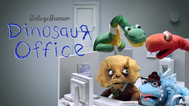 Dinosaur Office