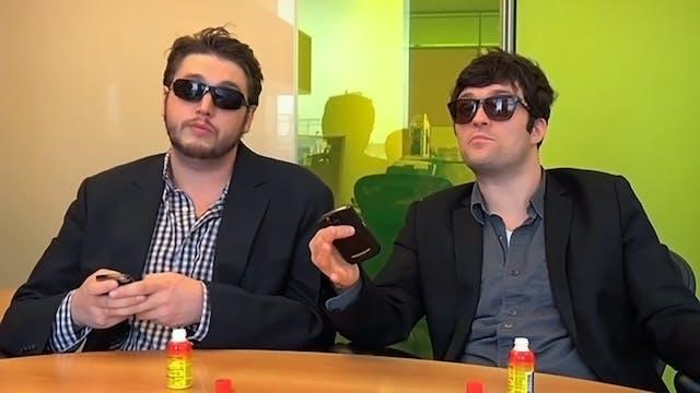 Start-up Guys Pitch Sam