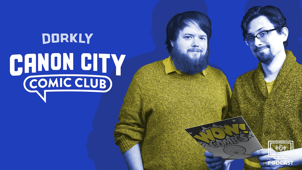 Canon City Comic Club