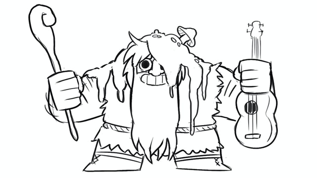 Drawing More Randomly Generated D&D Characters