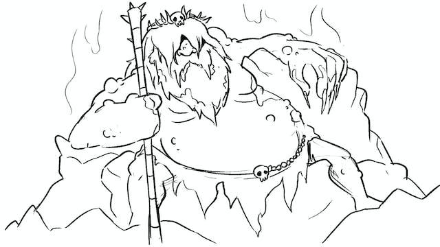 Artists Draw Original Dark Souls Boss...
