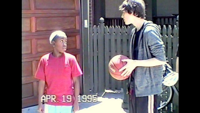 LeBron James Home Movies (1996)