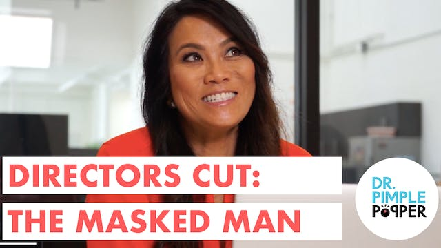 The Masked Man: The Directors Cut