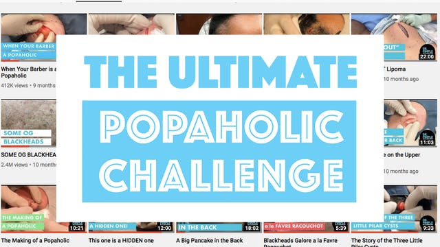 The Ultimate Popaholic Challenge : LE...