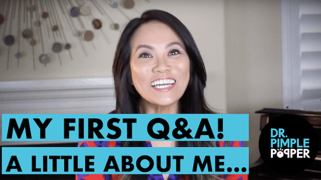 My First Q&A!