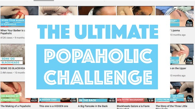 The Ultimate Popaholic Challenge: LEV...
