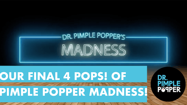 Our FOUR FINAL POPS for you - PIMPLE ...