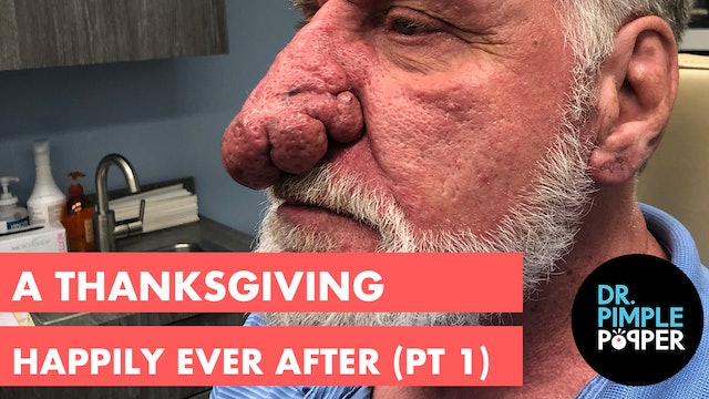 A Thanksgiving Happily Ever After: Part 1