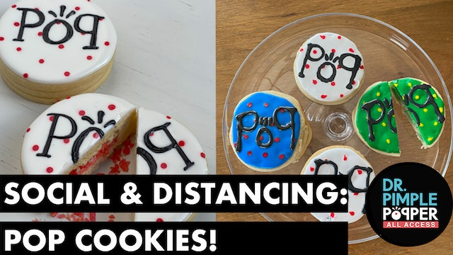 Social & Distancing: Learning to Make POP Cookies