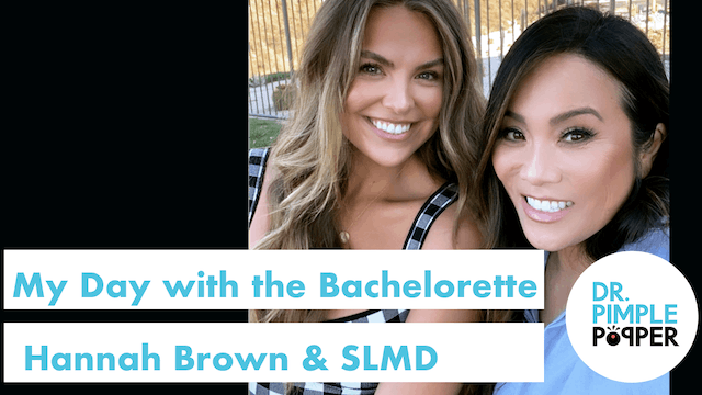 My Day with Bachelorette Hannah Brown...