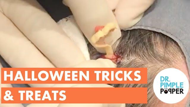 Dr. Pimple Popper: Halloween Tricks &...