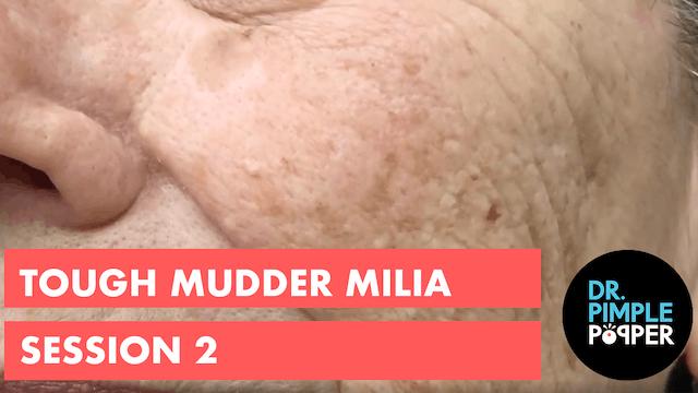 Tough Mudder Milia, Session 2