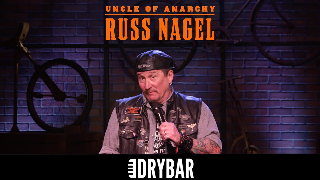 Russ Nagel: Uncle of Anarchy