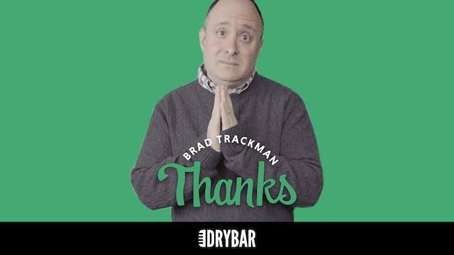 Brad Trackman: Thanks