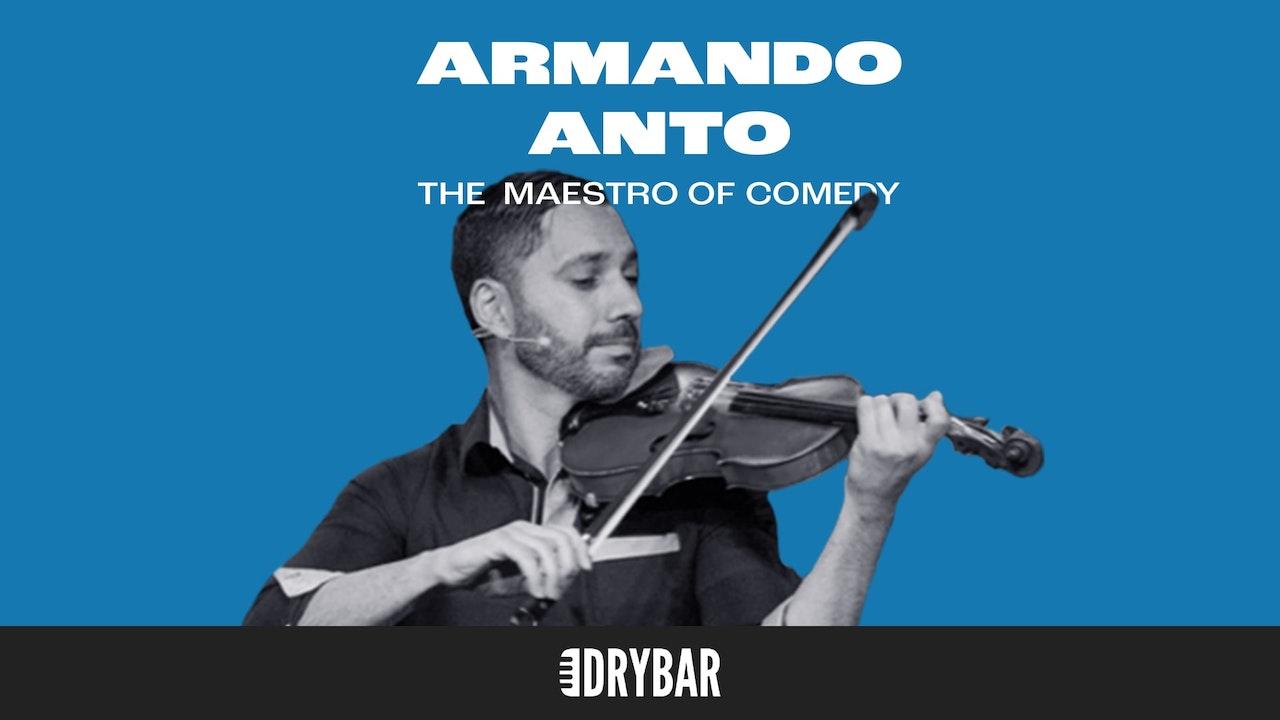Armando Anto: The Maestro of Comedy
