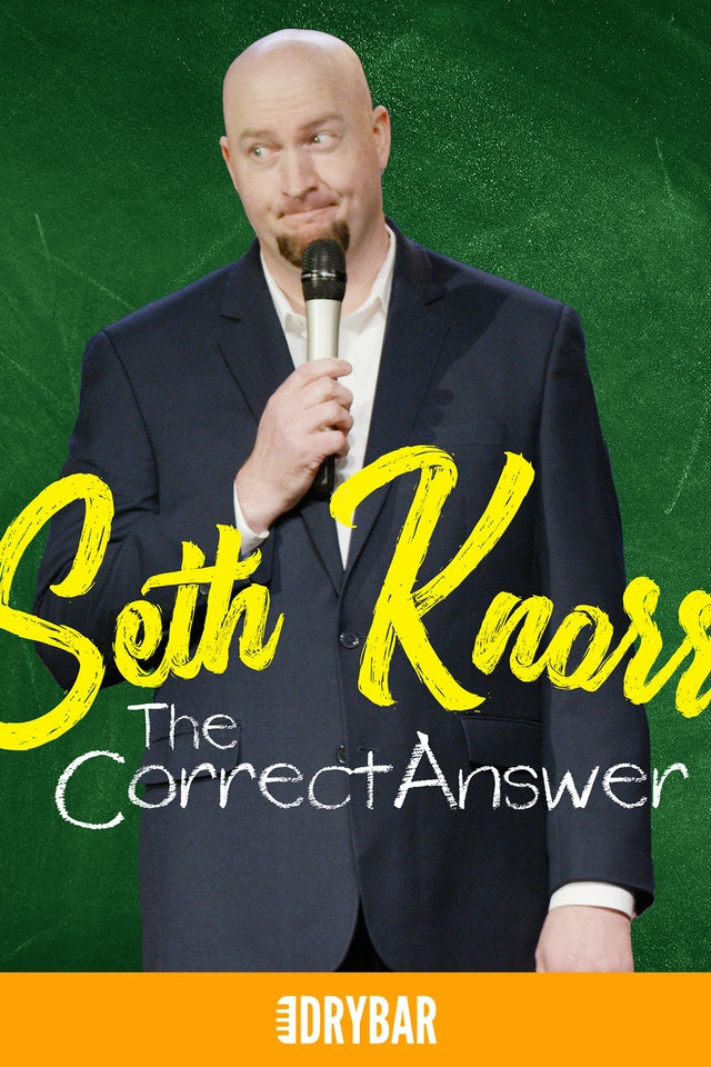 Seth Knorr: The Correct Answer