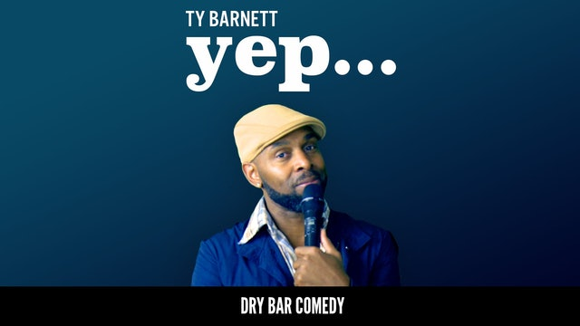 Ty Barnett: Yep...