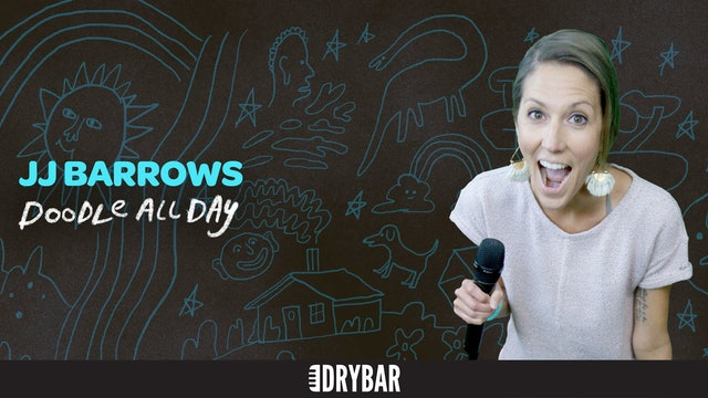 JJ Barrows: Doodle All Day