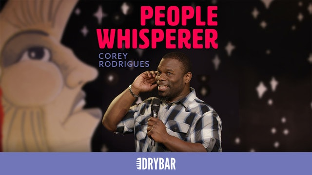 Corey Rodrigues: People Whisperer