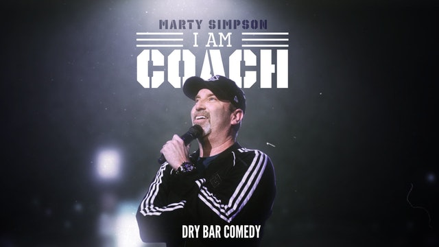Marty Simpson: I Am Coach
