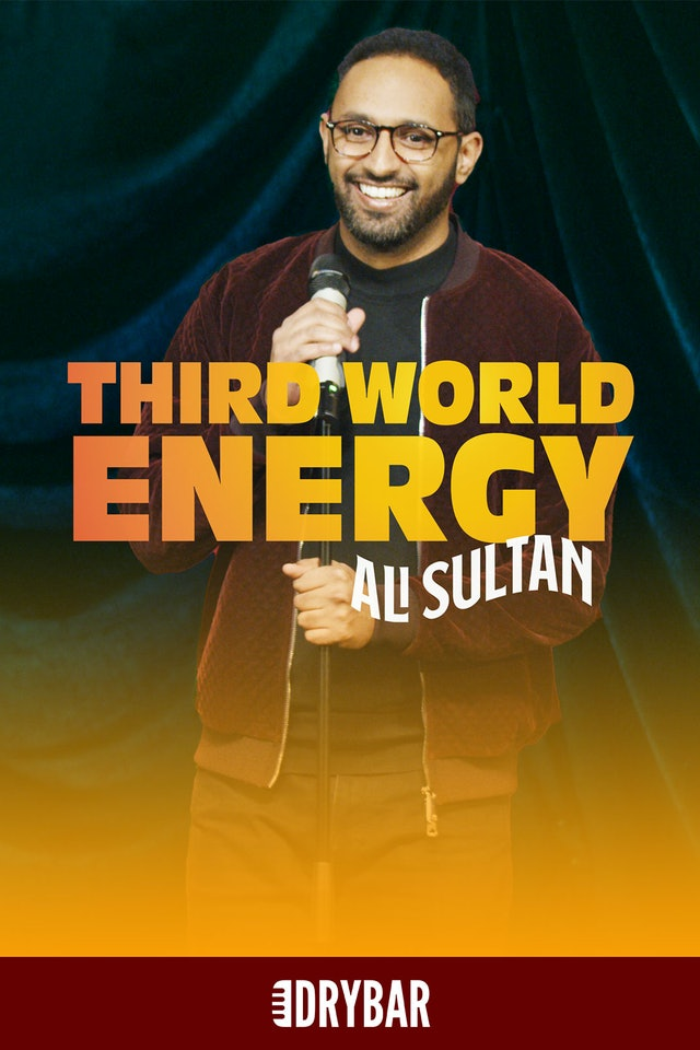Ali Sultan: Third World Energy
